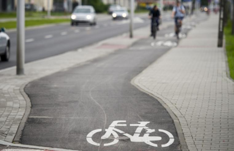 Czy rowerem po Milanówku będzie można jeździć wygodnie i bezpiecznie? © UM Warszawa